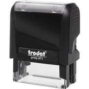 Trodat® Printy 4911 Climate Neutral Self-Inking Stamps
