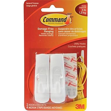 3M™ Command Adhesive Hooks