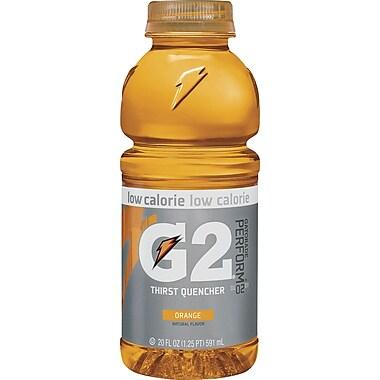 Gatorade® G2, 20 oz. Bottles, 24/Case