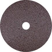CGW® 7 in (OD) 8600 rpm Standard Resin Fibre AO Abrasive Discs