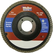Vortec Pro® 4 1/2 in (OD) 5/8-11 inches Arbor 29 Angled Style ZrO2 Flap Discs