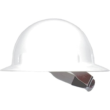 SuperEight® 8 Point 3-R Ratchet Suspension Thermoplastic Full Brim Superlectric Hard Hats