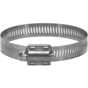 Dixon™ 201/301 Stainless Steel HS Worm Gear Drive Hose Clamps