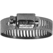 Dixon™ 201/301 Stainless Steel MAH Miniature Worm Gear Drive Hose Clamps