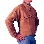 Anchor Brand Leather Cape Sleeves