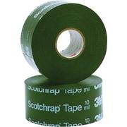 Scotchrap™ 100 ft (L) Black PVC Backing Premium Grade Corrosion Protection Tapes