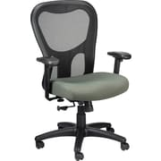 Tempur-pedicMD – Chaise ergonomique de travail TP9000 en mailles à dossier élevé