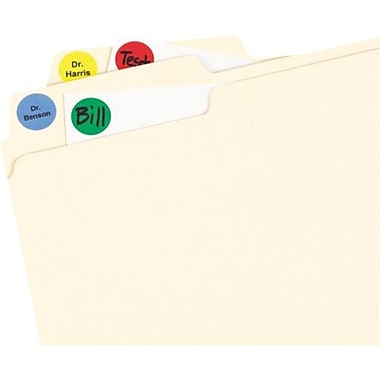 Avery® Round Colour-Coding Labels, 3/4