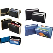 Globe-Weis® Fabric Poly Expanding Files