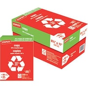 "Staples® 30% Recycled FSC-Certified Copy Paper, 8-1/2"" x 11"""