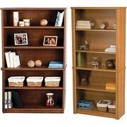 Bestar Bookcases, 5-Shelf