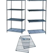 """Safco® Industrial Wire Shelving, 24"""" x 48"""""""