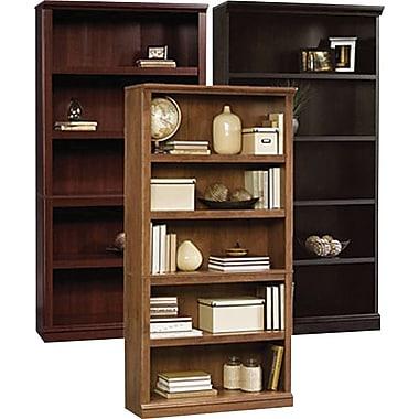 Sauder® 5-Shelf Bookcases