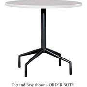 """Safco® RSVP 1""""T Gray Table Tops"""