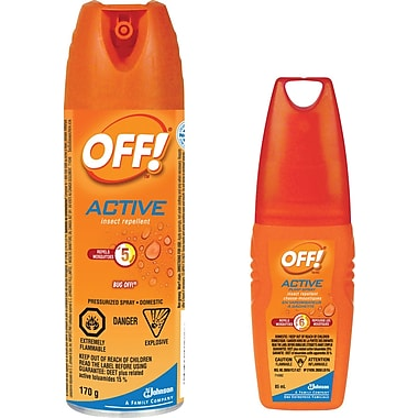 OFF!MD – Chasse-insectes Active