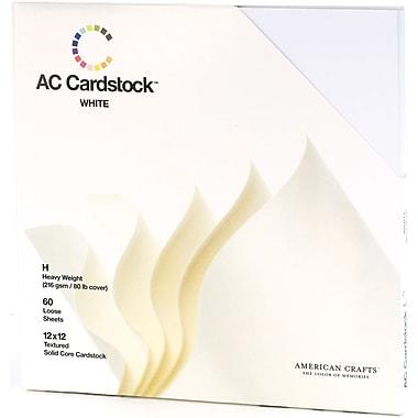 American Crafts Cardstock Packs