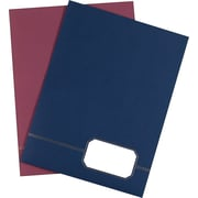 Oxford® - Portfolios monogramme à deux pochettes