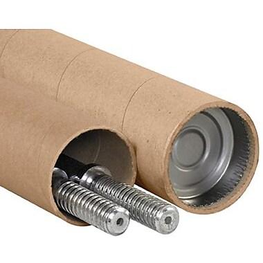 Staples Kraft Adjustable Tubes, 3 1/4