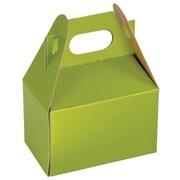 Shamrock Gable Boxes Shimmer Frost Leaf
