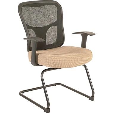 Tempur-PedicMD – Chaise d'invité ergonomique TP8100 à dossier mi-haut