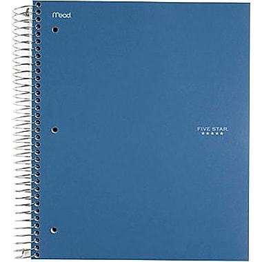 Five Star® 5-Subject Premium Notebooks