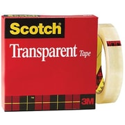 Scotch™ Transparent Tape, Boxed