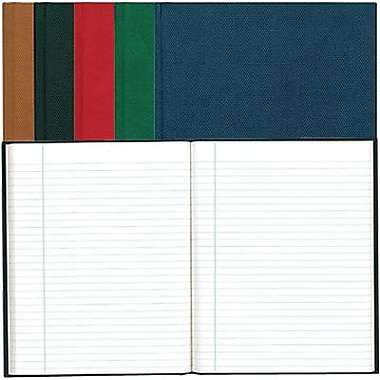 Blueline® Executive Hardcover Notebooks, Assorted, 150 Pages