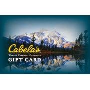 Cabela's Gift Cards