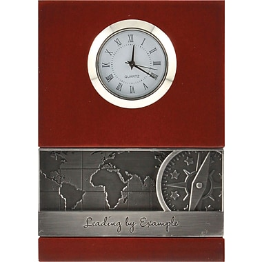 Baudville® Wood Trophy with Pewter Accent,