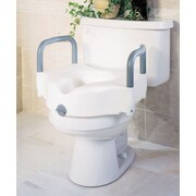 Guardian Signature™ Locking Raised Toilet Seats with Arms