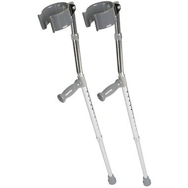 Medline Forearm Crutches
