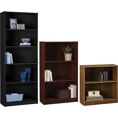 Staples® Hayden™ Laminate Bookcases
