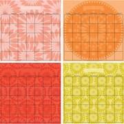 WallPops 4pc Calendar Set