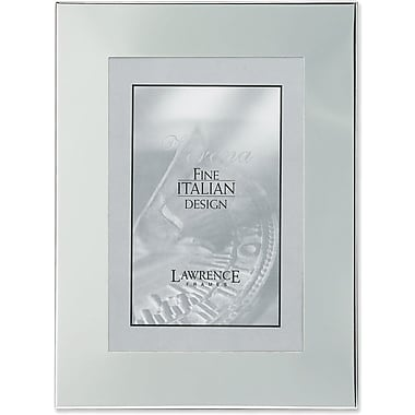 Lawrence Frames Silver Plated Engraveable