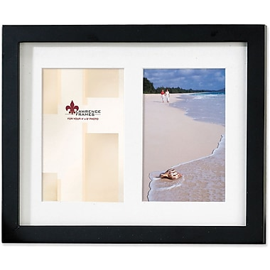 Lawrence Frames Images Collection Wood Black Picture Frame (7650)