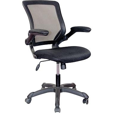 RTA Products Techni Mobili Mesh Task Chair, Black