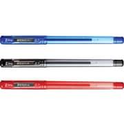 Zebra® Z-Grip Gel Stick Pen, 0.7 mm, 12/Pack