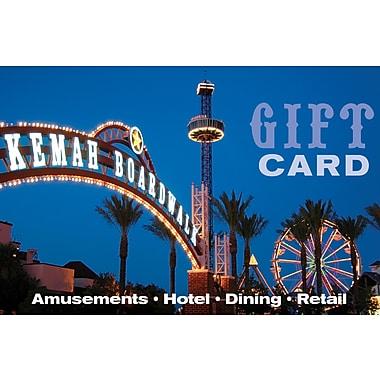 Kemah Boardwalk Gift Cards