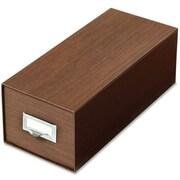 Globe-weis – Boîtiers de fiches carton à tiroir