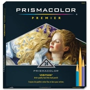 Prismacolor Verithin Coloured Pencils, Assorted Colours
