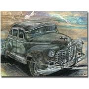 "Trademark Global Alberto ""Memories"" Canvas Arts"