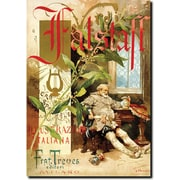 "Trademark Global ""Verdi Falstaff"" Canvas Arts"
