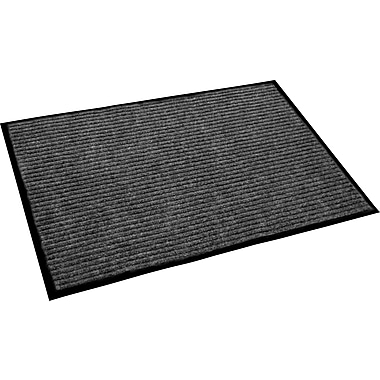 Floortex™ Eco Rib Door Mats, Charcoal