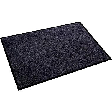 Floortex™ – Paillassons Eco Plush, gris charbon