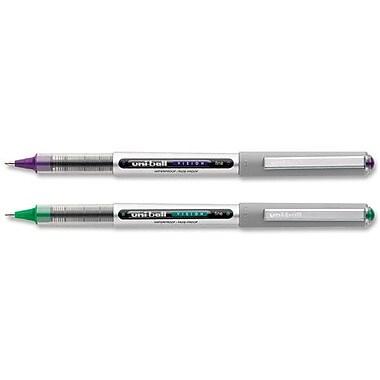 Uni-Ball Vision Rollerball Pens, Fine