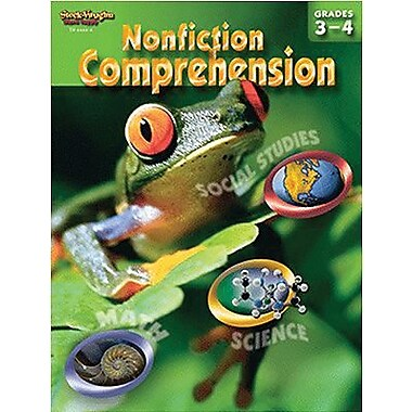 Houghton Mifflin Harcourt® Nonfiction Comprehension Book (SV-89478)
