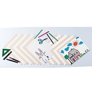 """Pacon® 9"""" x 12"""" Heavyweight Tagboards"""