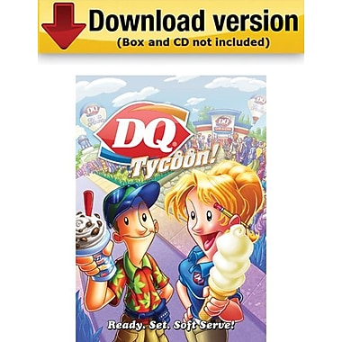 Game Mill Dairy Queen Tycoon for Windows