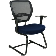 Office Star Space® Professional Air Grid® Back Fabric Guest Chairs