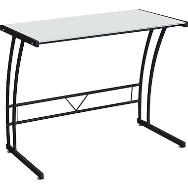LumiSource Sigma Standard Workstation Desk, (OFD-TM-BITSGL)